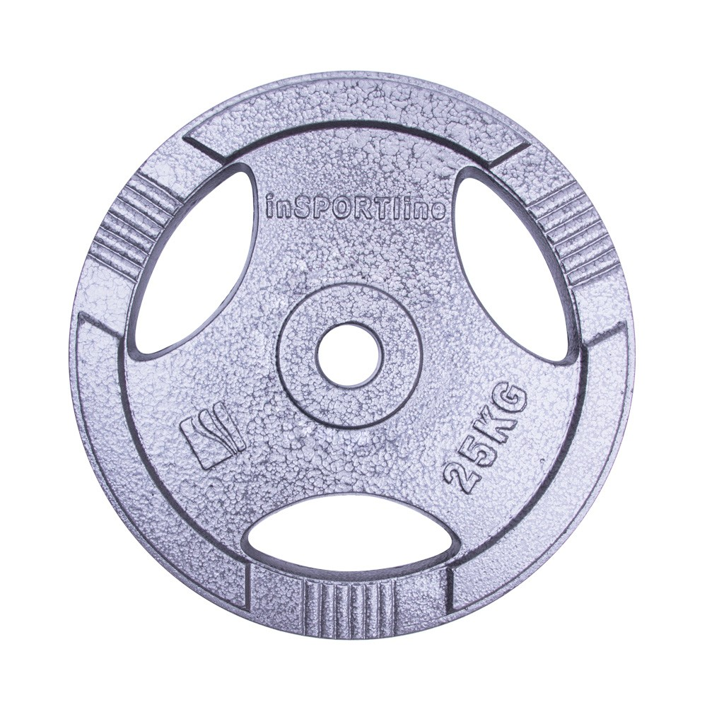 Disc otel 25kg, diametru 30mm, Hammerton