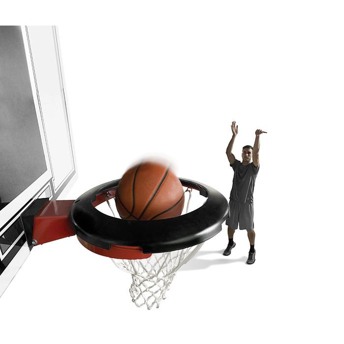 Dispozitiv antrenament baschet si recuperarea mingii