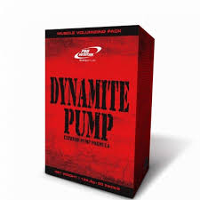 Dynamite Pump, 30 pachete, Pro Nutrition