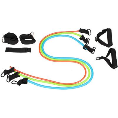 Extensor reglabil cu 3 corzi elastice