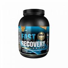 Fast recovery cu aroma de portocale, 1 kg, Gold Nutrition