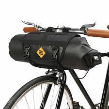 Geanta bicicleta pentru ghidon, 10L, Barrel