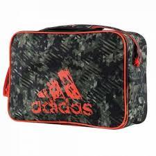 Geanta echipament sportiv, Messenger Camuflaj, marime S, Adidas