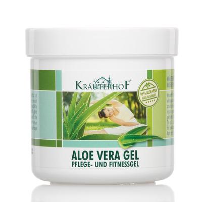 Gel Fitness cu Aloe-Vera pentru hidratarea pielii, 100ml