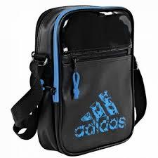 Gentuta echipament sportiv, Organizer Negru-Albastru, Adidas