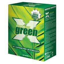 Gold Nutrition Extreme Cut Green, 100 tablete