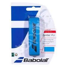 Grip racheta Babolat Syntec Pro - albastru