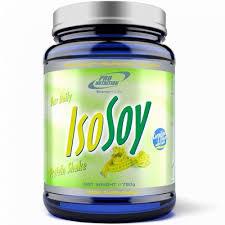 Izolat proteic din soia Iso Soy, 750 g, ciocolata, Pro Nutrition