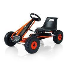 Kart pentru copii Suzuka Air Orange, Kettler