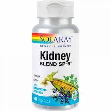 Kidney Blend, 100 capsule, Solaray