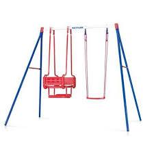 Leagan dublu cu gondola pentru copii, Basic 3, Kettler