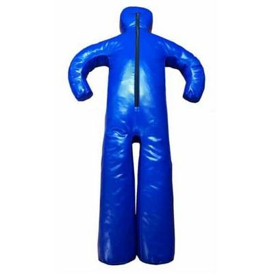 Manechin antrenament judo si MMA, 160 cm, 25kg, albastru