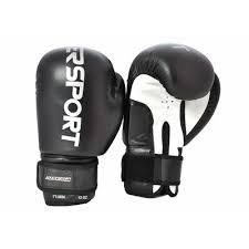Manusi box antrenament, 12oz, PU, negru, Axer Sport