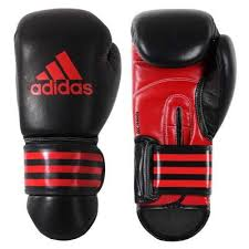 Manusi box piele KPower 300, 12oz, Adidas