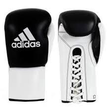Manusi box profesionale cu siret Glory, Adidas