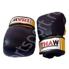 Manusi sac Thaw - piele artificiala