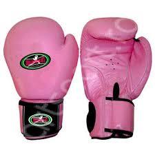Manusi box pentru femei - roz