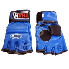 Manusi MMA (grappling) Arssto - piele naturala