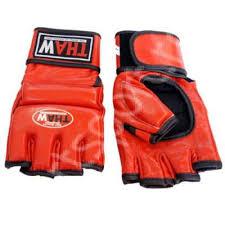 Manusi MMA (grappling) Kusto - piele naturala