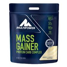 Mass Gainer Protein Carb Complex, 5440g, vanilie, Multipower