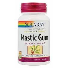 Mastic Gum, 45 capsule, Secom