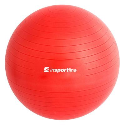 Minge aerobic Top Ball, 45cm, rosu, pompa inclusa