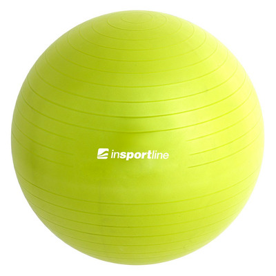 Minge aerobic Top Ball, 45cm, verde, pompa inclusa