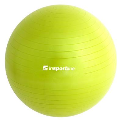 Minge aerobic Top Ball, 55cm, verde, pompa inclusa