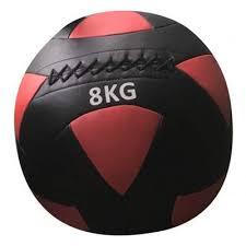 Minge crossfit pentru perete Wallball, 8kg, Rega fitness