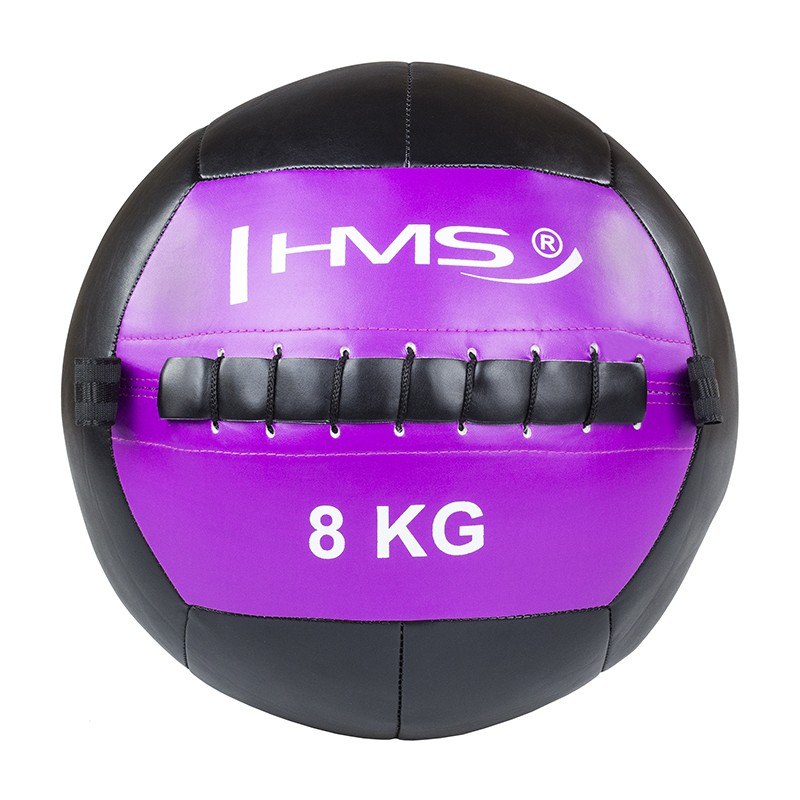 Minge crossfit Wall Ball, 8 kg, Hms