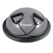 Minge exercitii echilibru, bosu ball, Toorx