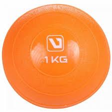 Minge fitness si recuperare, 1kg, portocaliu