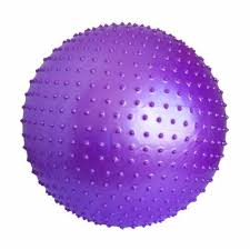 Minge pentru masaj, 55 cm, violet, Sportmann