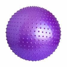 Minge pentru masaj, 85 cm, violet, Sportmann
