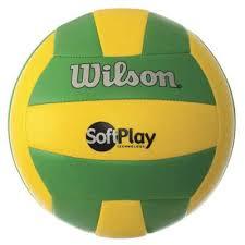 Minge volei Soft play, Wilson