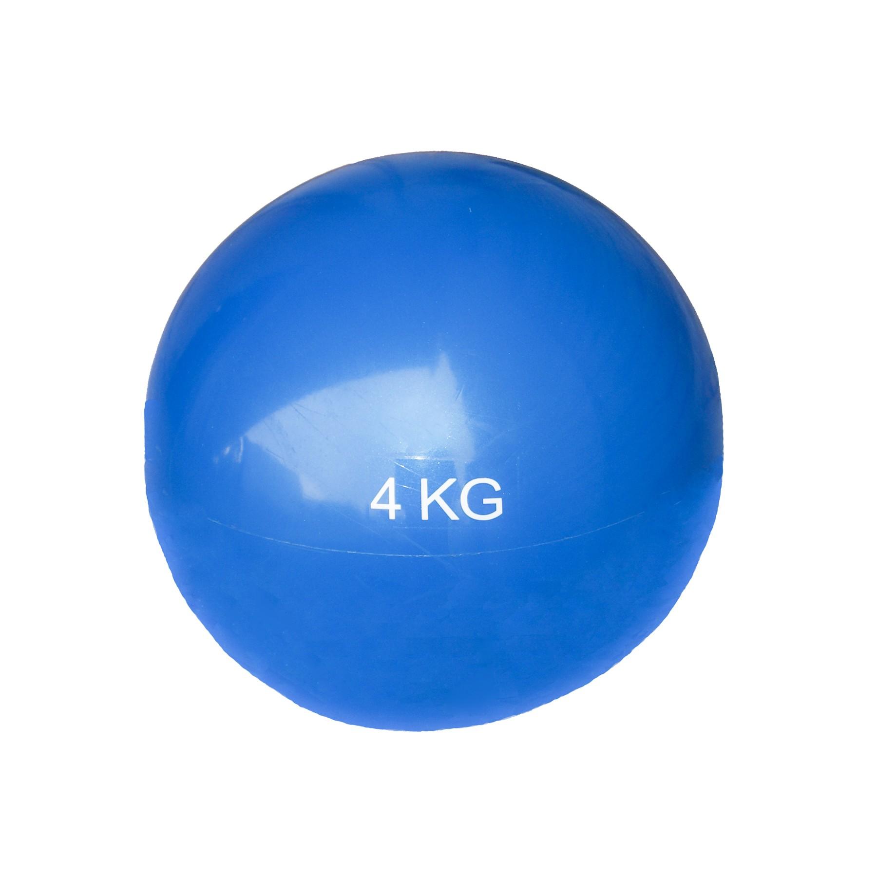 Minge yoga, albastru, 4 kg