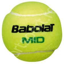 Minge tenis copii nivel verde - Babolat Mid (3 buc)