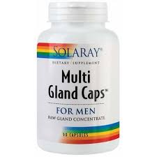 Multi Gland Caps for Men, 90 capsule, Solaray