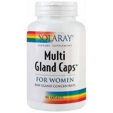 Multi Gland Caps for Woman, 90 capsule, Solaray