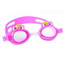 Ochelari inot pentru copii, roz, 3-9 ani