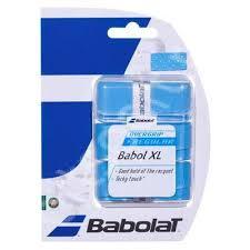 Overgrip racheta Babol XL (3buc) - albastru