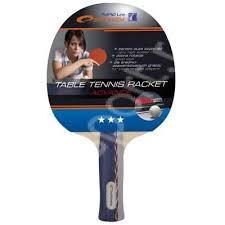 Paleta tenis de masa pentru jucatori de nivel mediu 3 stele - Spokey Advance