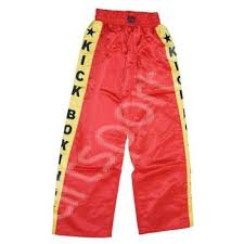 Pantaloni Kick Boxing - model A