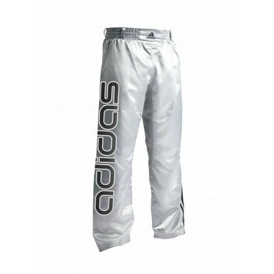 Pantaloni lungi kickbox, gri, marime M