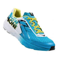 Pantofi alergare sosea, albastru-negru, Tracer, Hoka One One