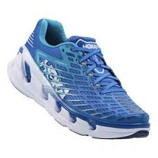 Pantofi alergare sosea, albastru, Vanquish 3, Hoka One One