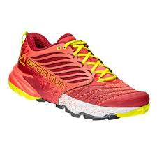 Pantofi alergare trail Akasha, berry, La Sportiva
