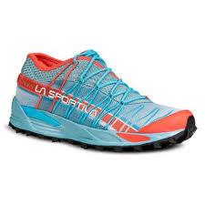Pantofi alergare trail Mutant, bleu-coral, La Sportiva