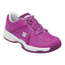 Pantofi tenis fete, mov, Envy, Wilson