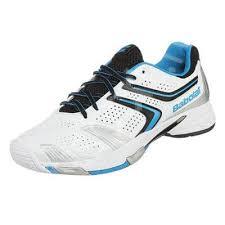 Pantofi sport barbati Drive 3 All Court - alb/albastru